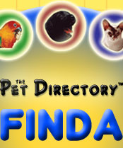 The Pet Directory FINDA - Search for PETS, PRODUCTS, SERVICES around the world!