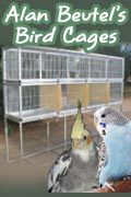 Alan Beutel's Bird Cages