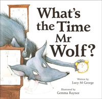 Book Review - What's the Time Mr Wolf?