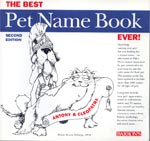 The Best Pet Name Book Ever!