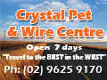 Crystal Pet & Wire Centre