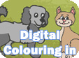 Digital Colouring In