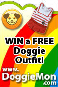 WIN a FREE Doggie Outfit!
