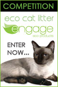 Enter to WIN Cat Litter Competition