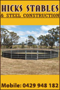 Hicks Stables & Steel Construction