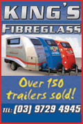 King's Fibreglass - Mobile Dog Wash Trailers
