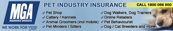 MGA Pet Industry Insurance