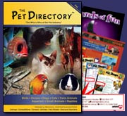 The Pet Directory - Market your Business with Print Advertising in The Pet Directory!