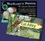The Pet Directory - Market your Business with Business Stationary designed by The Pet Directory!
