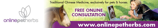 Online Pet Herbs - Traditional Medicine, exclusively for pets and horses
