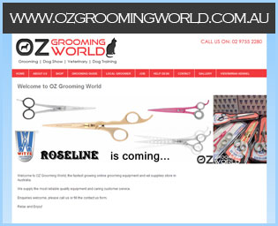 Oz Grooming World Pet Grooming Products Liverpool