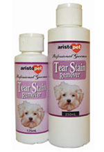 ARISTOPET DOG TEAR STAIN REMOVER $7.90