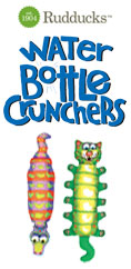 Rudducks Water Bottle Crunchers