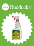 Rudducks Li'l Friends Hutch Clean
