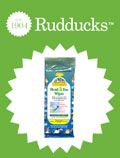 Rudducks Li'l Friends Head 3 Toe Wipes