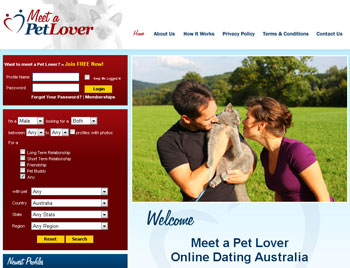 Animal Lovers dating Australië christelijke speed dating in Chicago