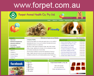 Forpet Animal Health Co Pty Ltd