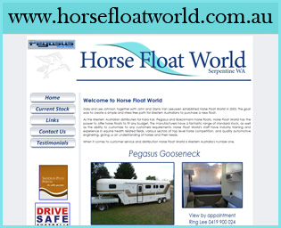 Horse Float World
