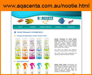 Nootie Dog Grooming Products