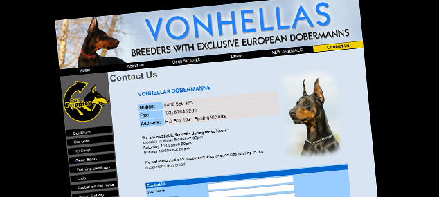 Breeder's Website