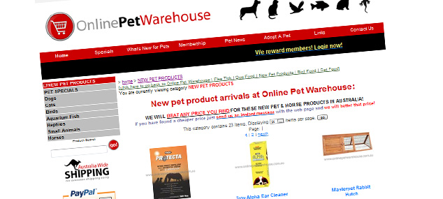 Website Design | Website Development :: The Pet Directory