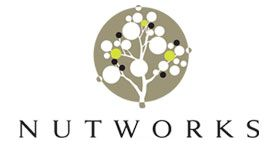 Nutworks  |  Queensland Nuts & Fruit (QNF) logo