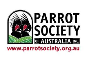 Parrot Society of Australia Inc. logo