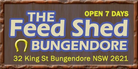 The Feed Shed Bungendore listing image or logo