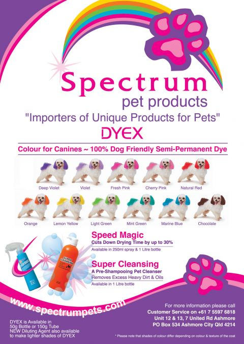 Spectrum Pet Products listing image or logo