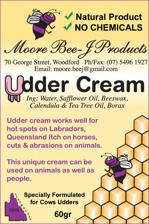 Can Udder Cream Be Used On Dogs