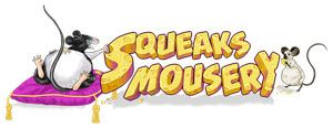 Squeaks Mousery logo