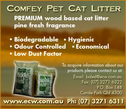 Comfey Pet - Cat Litter listing image or logo