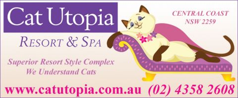Cat Utopia logo