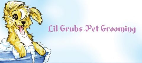 Lil' Grubs Pet Grooming listing image or logo