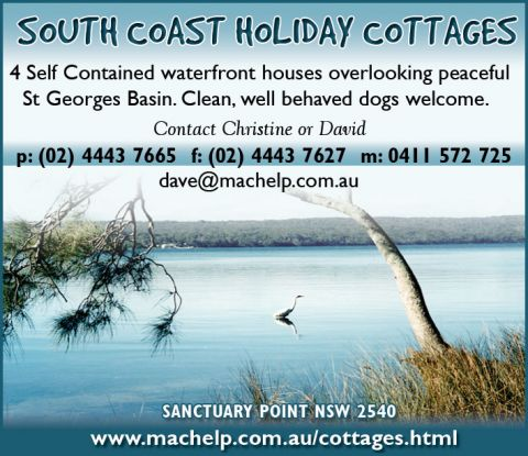 South Coast Holiday Cottages : Pet Friendly Accommodation