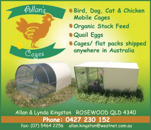 Chicken Tractors listing image or logo