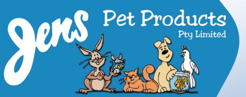 Jens Pet Products logo