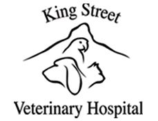 King Street Veterinary Hospital logo