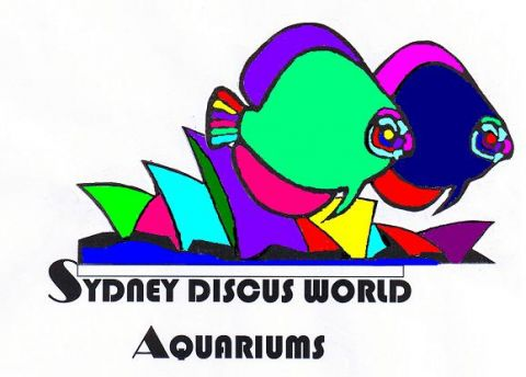 Sydney Discus World Aquariums logo