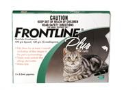 Frontline Plus Cat 3's - Green