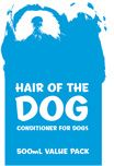 Camso introduces Hair of the Dog Shampoo and Conditioner