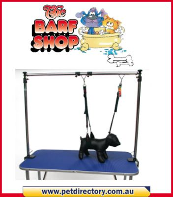 BARF Shop Groomers Control Frame