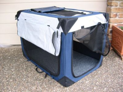 Portable Pet Dog Soft Kennel