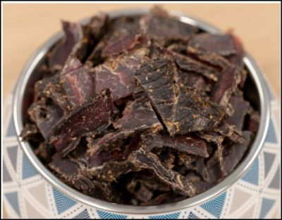 Naturally Air-Dried Beef Strips