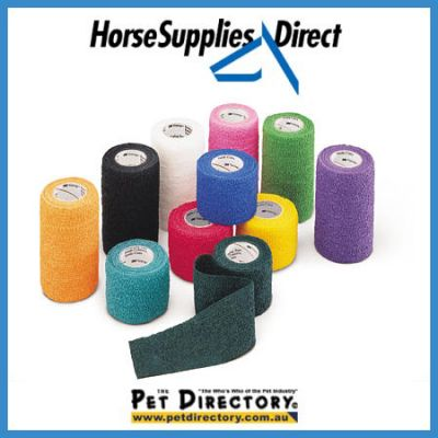 VETRAP / VETWRAP 10CM COHESIVE BANDAGE from HORSE SUPPLIES DIRECT