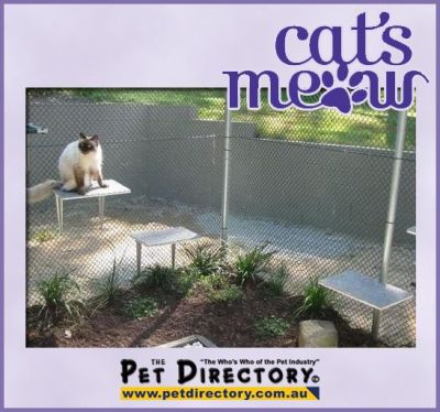 Boutique Boarding for your Precious Pet - Cat's Meow Resort at Samford