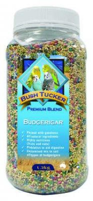 Bush Tucker Budgie