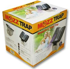 M-6 Portable Mosquito Trap (Indoor / Outdoor)