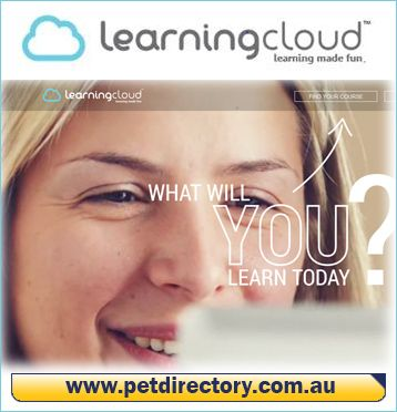 Do you love animals? Pet & Animal Care Courses is available at Learning Cloud 3