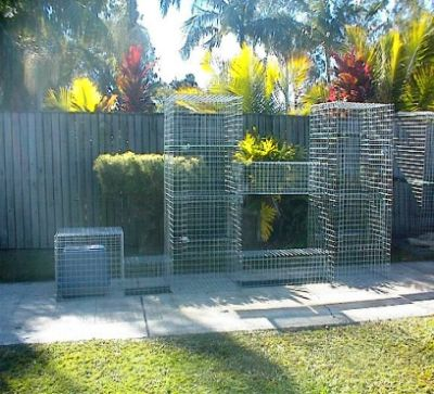 Custom Cat Enclosures To Suit Any Home!